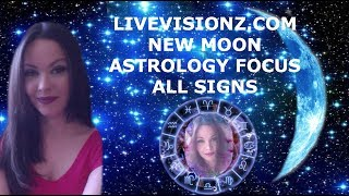ASTROLOGY NEW MOON JULY 23, 2017 ALL SIGNS