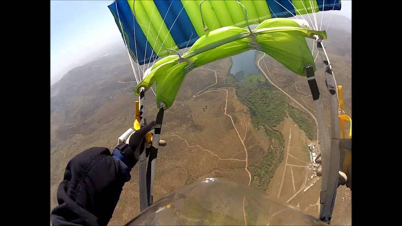 Safire 2 209 Test Jump