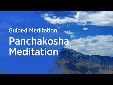 Panchakosha - Guided Meditation & Relaxation - Sri Sri Ravi Shankar