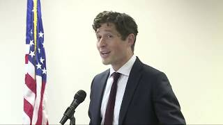 Live: Minneapolis Mayor Jacob Frey responds to city council vote on police department