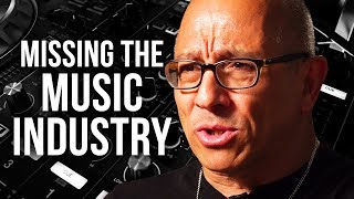 MICHAEL ALAGO - DO I MISS THE MUSIC INDUSTRY? | LR