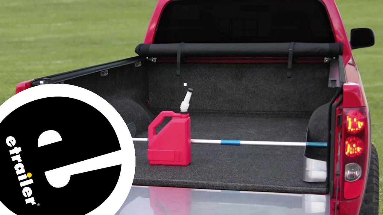 Review Access Ez Retriever Truck Bed Storage Pockets A70025   Etrailer