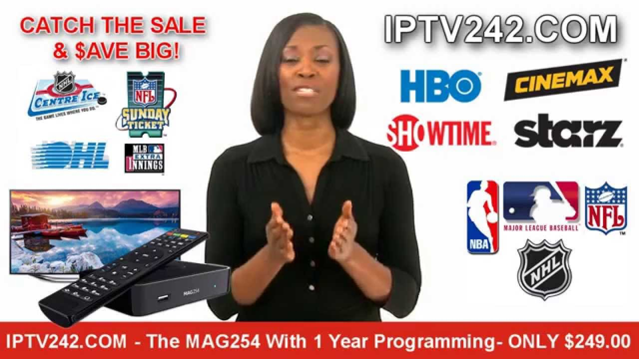 Iptv Subscription Providers