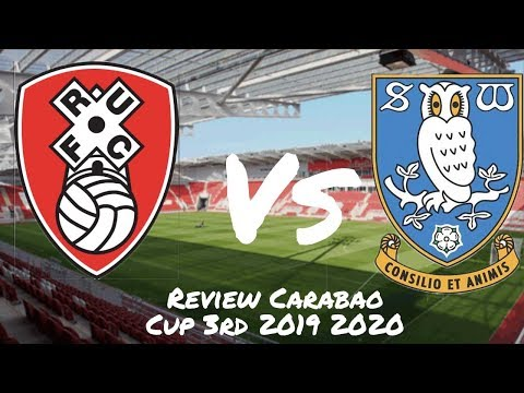 rotherham-united-f-c-sheffield-wednesday-f-c-carabao-2rd-review-2019-2020