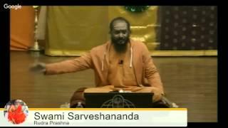 Rudra Prashna Jyana YaJna - series 15 day 3 - 20jan2016 - chamaka prashna
