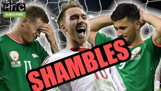 ERIKSEN EMBARRASSES IRELAND | Irish Guy's Football Rant