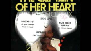 RONNIE JONES   The Captain Of Her Heart