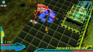 Alien Syndrome 10. Escape Walkthrough Gameplay (PSP/Wii) [HD]