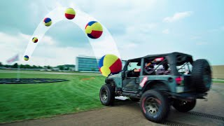 Download High Speed Sports Battle | Dude Perfect Mp3 and Videos