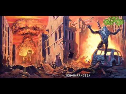 Mass Cremation-Xenomorphobia (EP Album 2014)