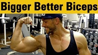 Bizepsübungen: Simons Bigger Better Biceps Workout