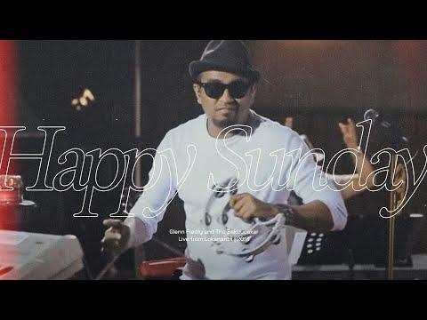 Happy Sunday - Glenn Fredly & The Bakuucakar live at Lokananta