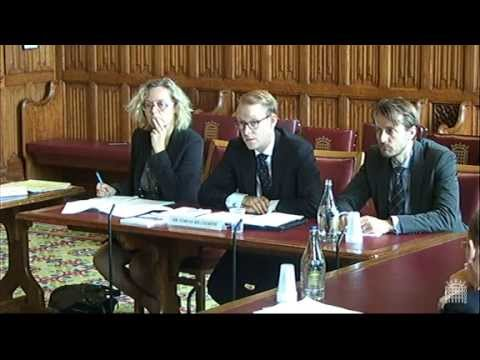 The EU's Approach to Global Migration and Mobility - Tobias Billström - June 27, 2012