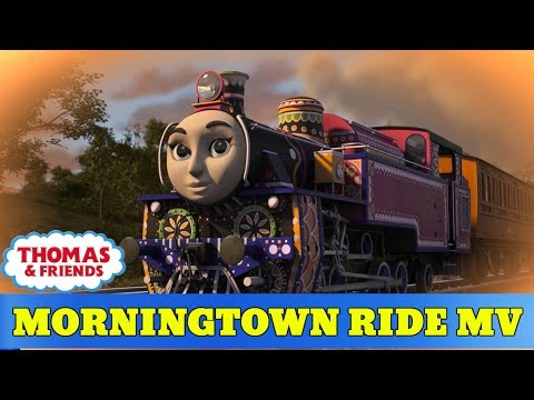 Morningtown Ride MV (Thomas And Friends/The Wiggles Parody 6)