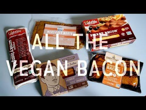Homemade Bacon vs. Store Bought Bacon // Vegan