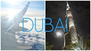 Sri Lanka #1: DUBAI: Burj Khalifa, The Dubai Mall | Markéta Venená