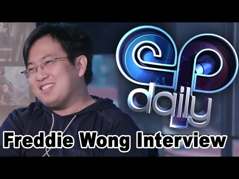 Freddie Wong at the Vancouver Film School! - Electric Playground