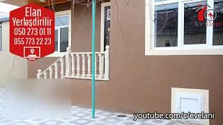 Cox Təcili Satilir Zabratda 2 5 Sotda Super Həyət Evi Youtube