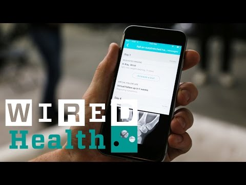 Carbon Health: The App Which Puts the Doctor in Your Pocket | WIRED Health 2017 | WIRED Events