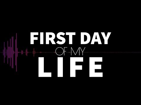 The Color - First Day Of My Life (OFFICIAL LYRIC VIDEO)