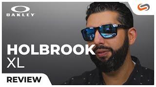 Finally, the Oakley Holbrook XL is here! Sunglass Rob talks with Oa...