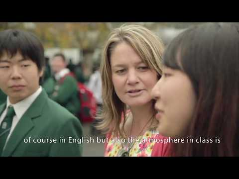 A Korean mother talks about her child's NZ education experience