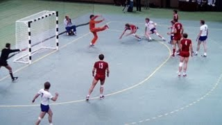 East Germany Beat Soviet Union To Handball Gold - Moscow 1980 Olympics