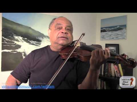 Violin Lesson  Advanced Approach to Violin Shifting  Part 1