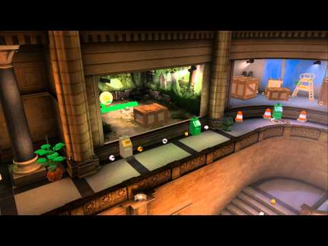 LEGO City Undercover 100% Guide - Special Assignment #8 'The Colossal Fossil Hustle' - All Items