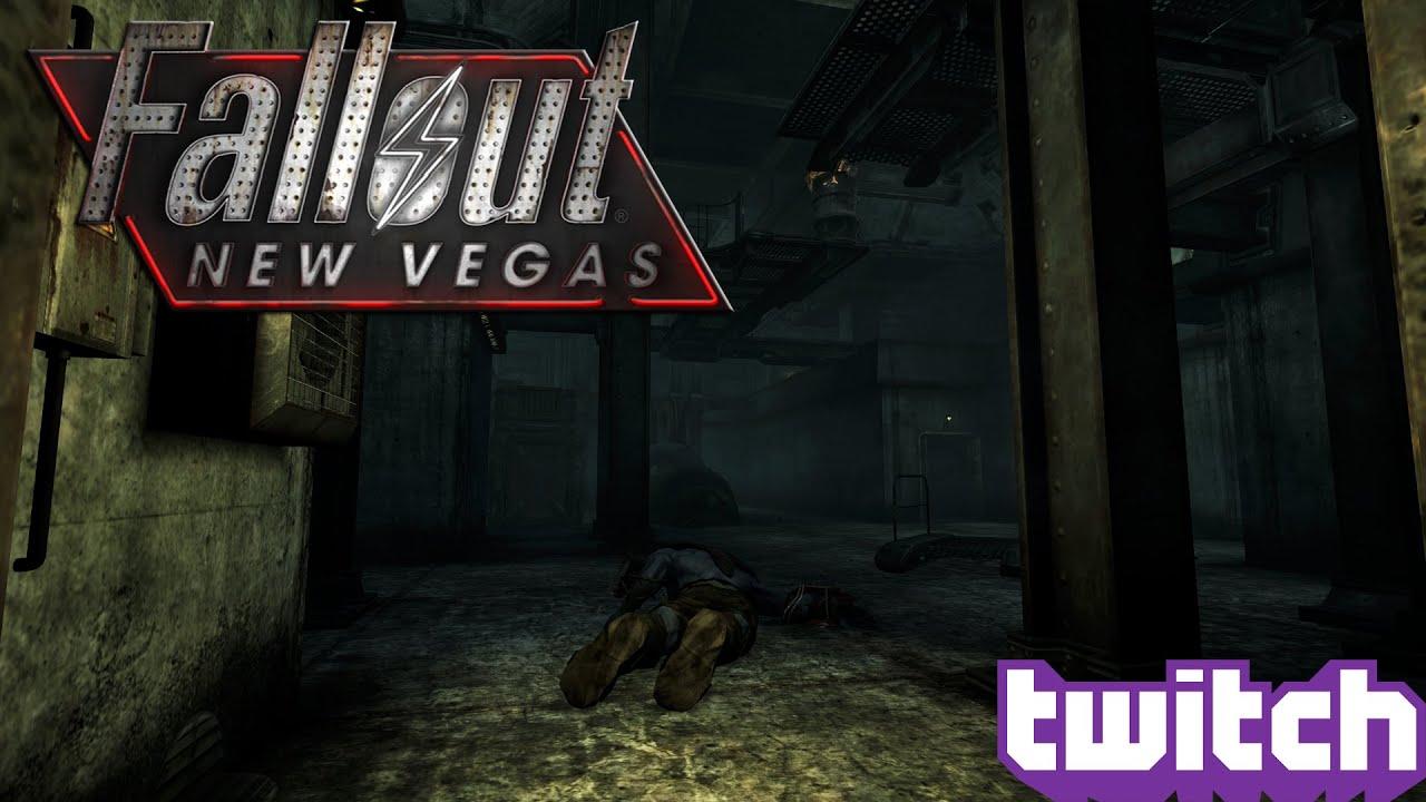 fallout new vegas repconn epic fail youtube