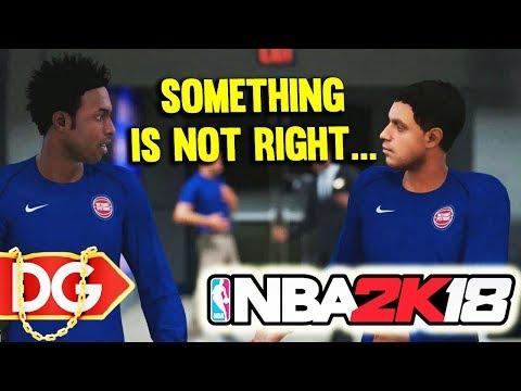 ODD RELATIONS - NBA2k18 MyCareer CENTER GAMEPLAY #39