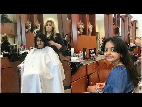 Vlog : Our New Hair Cut Look | First Day Of Summer Vacation | Simple Living Wise Thinking