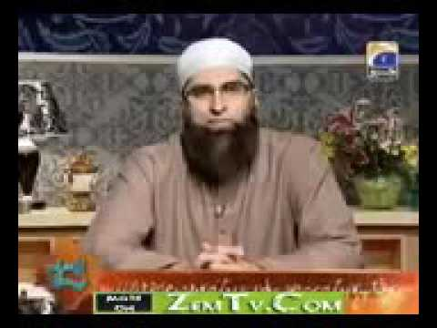 Junaid Jamshed r.a taking interview of Maulana Tariq Jameel