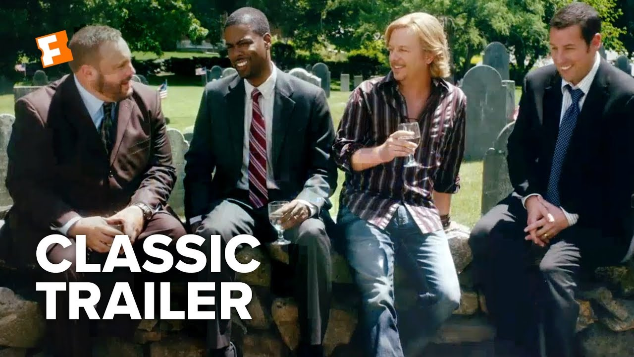 Grown Ups 2010 Trailer 1 Movieclips Classic Trailers Youtube