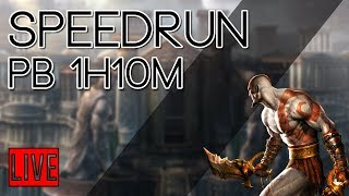 GOD OF WAR 2 SPEEDRUN COM BUG PS3 + GOW 3 DEMO SPEEDRUN