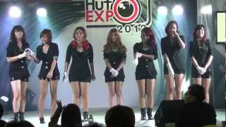 121211 (introduce) EternaL KnighT cover T-ara @PHOTO HUT COVER DANCE CONTEST 2012(Audition)