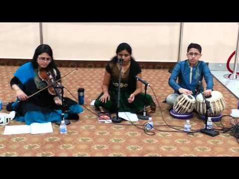 Rasmitha singing  Chudaramma satulala Annamayya Sankeerthana
