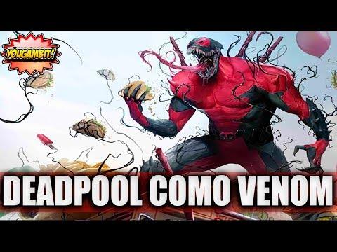 VIDEOCOMIC: DEADPOOL RUMBO AL VENOMVERSO - Historia de Edge of Venomverse (Final)