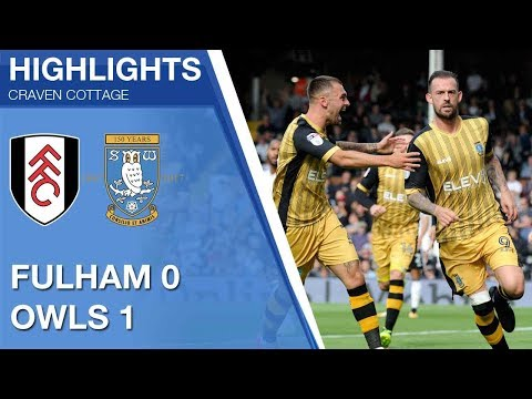 Fulham 0 Sheffield Wednesday 1 | Extended highlights | 2017/18