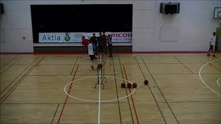 PuHu - Aalto-Basket, 29.10.2017, M1DB