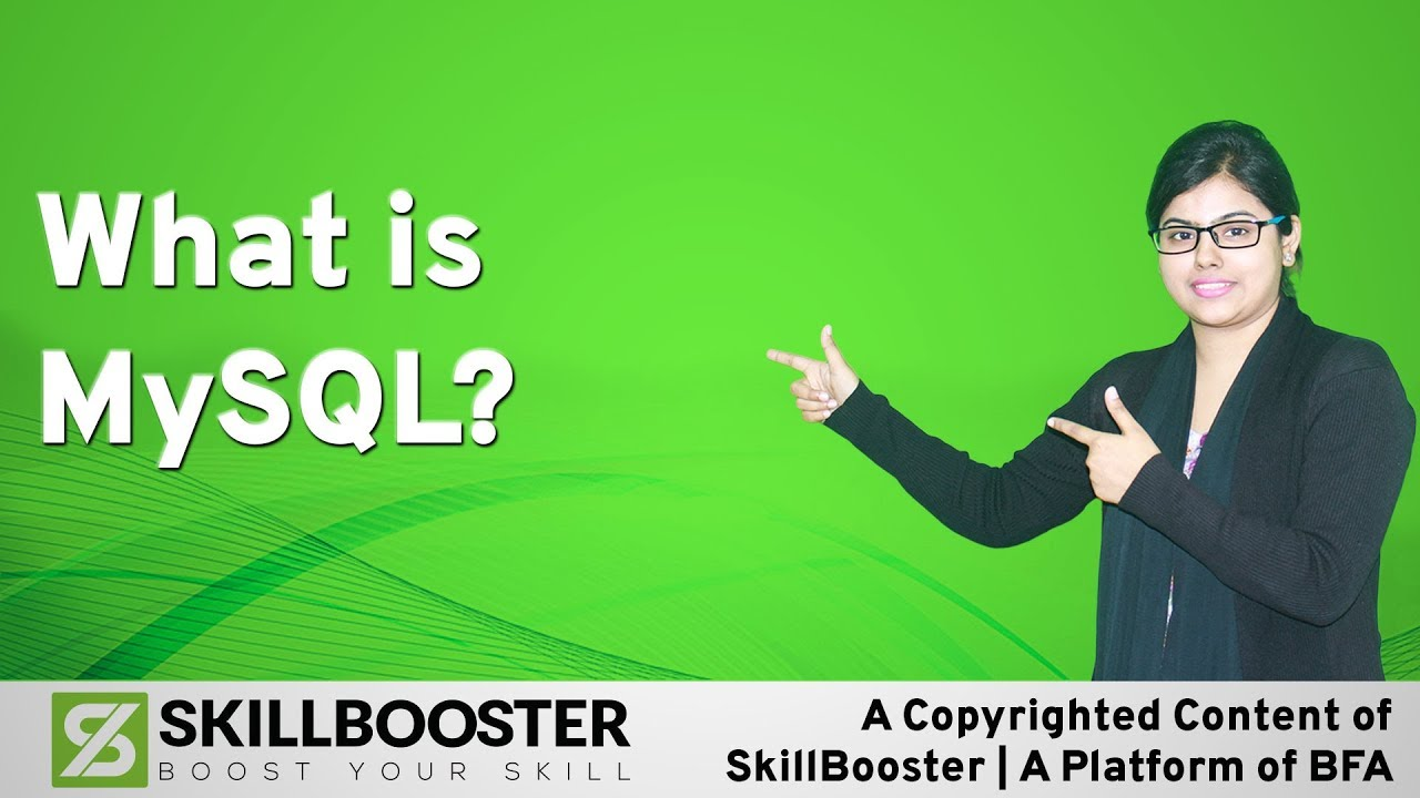 What is MySQL? মাই.এস.কিউ.এল কি?