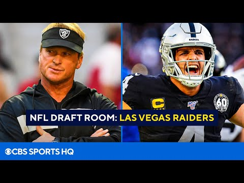 2021 NFL Draft: Inside look at who the Las Vegas Raiders should be targeting  CBS Sports HQ