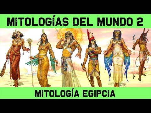 MITOS Y LEYENDAS 2: Los dioses de Egipto, la maldición de Tutankamón e influencias bíblicas