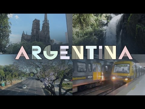 Argentina - A Taste of Study Abroad | Ahsante Photoreal | Ahsante the Artist