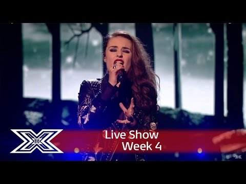 Sam goes into the woods for a Total Eclipse of the Heart! | Live Shows Week 4 | The X Factor UK 2016