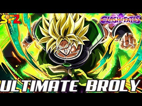 Revamped Broly Deck Profile! Dragon Ball SUper Card Game
