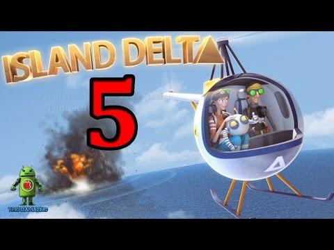 ISLAND DELTA iOS / Android Gameplay Walkthrough (iPhone/iPad) - #5