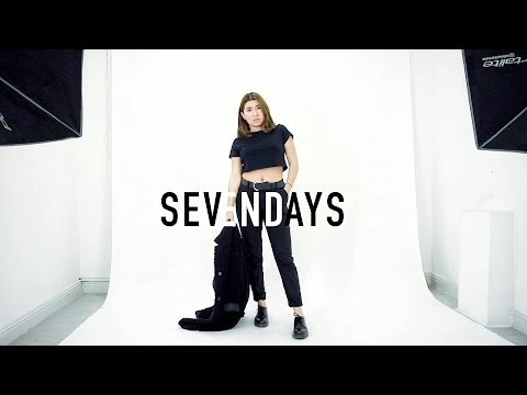 Dr.Martens LOOKBOOK // SevenDays