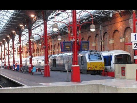 London Marylebone Railway Station