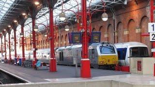 A Walk Around London's Marylebone Railway Station